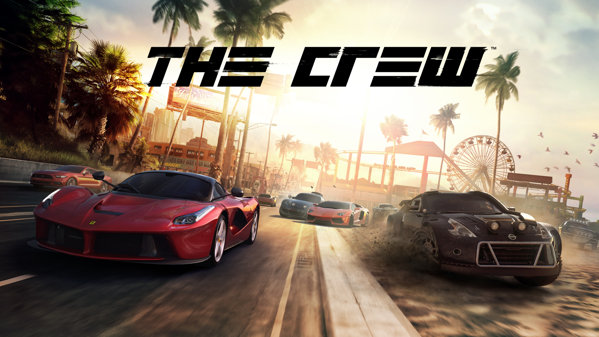 <b>The Crew Wallpaper</b> and Background | 1905x1089 | ID:467570