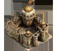 Orientalische Festung