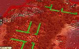 Abb.2: Ein Straßennetz im Rastermodus