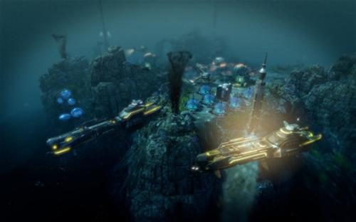 """Nuklear-U-Boote """"Orca"""" und """"Erebos"""" im Einsatz"""