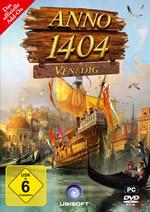 Anno 1404 - Venedig Deutsche  Texte, Stimmen / Sprachausgabe Cover