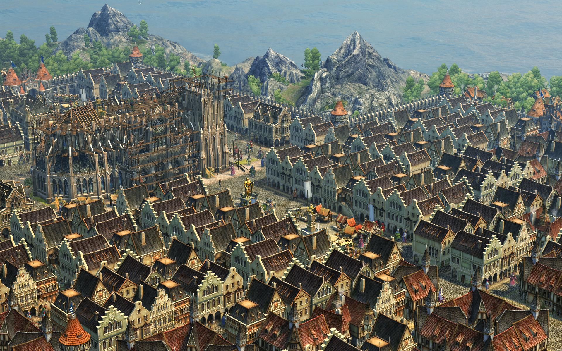 Test du jeu Anno Venise sur PC