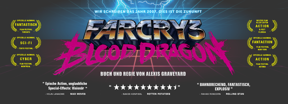 Farcry Blood Dragon