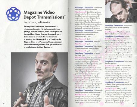 Interview du réalisateur