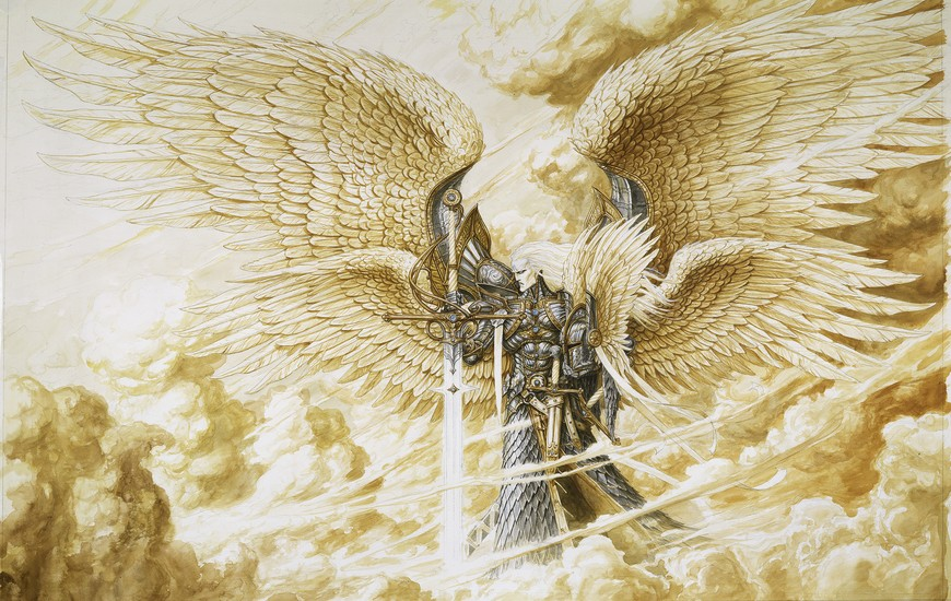 Archangels Ascended Masters, how do you get the angels, to help you