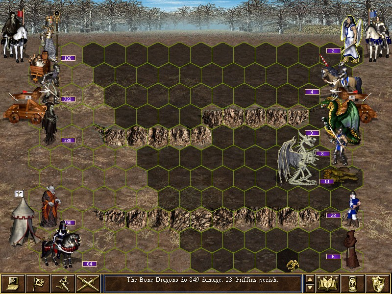 Heroes of might and magic 5 talents