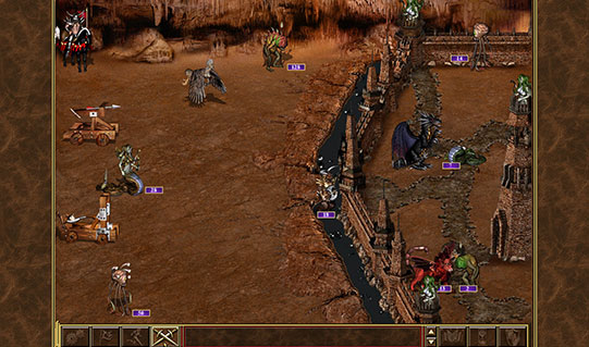 Might and Magic Heroes 3 HD