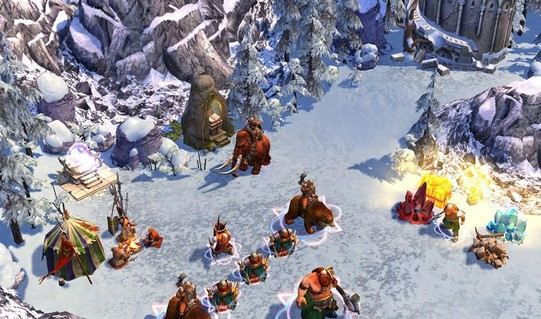 Might and Magic heroes 5 Tribes of the East