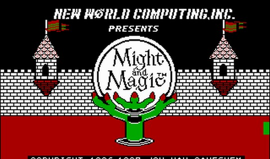 Might and Magic I
