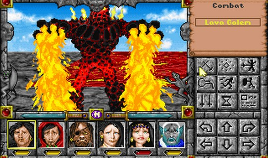 Might and Magic IV