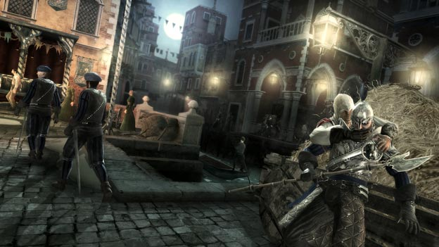 ASSASSIN'S CREED BROTHERHOOD ON FACEBOOK!