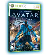 James Cameron's Avatar: The Game Box