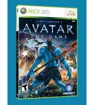 James Cameron's Avatar: The Game Box