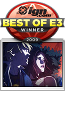IGN Nintendo DS - Best of E3 Winner 2009 (Best Graphics Technology)