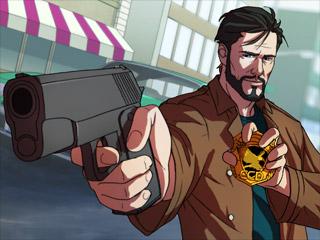 Detective Brad Winter