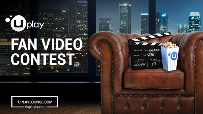 Light, camera, action: The Uplay Fan Video contest is open!