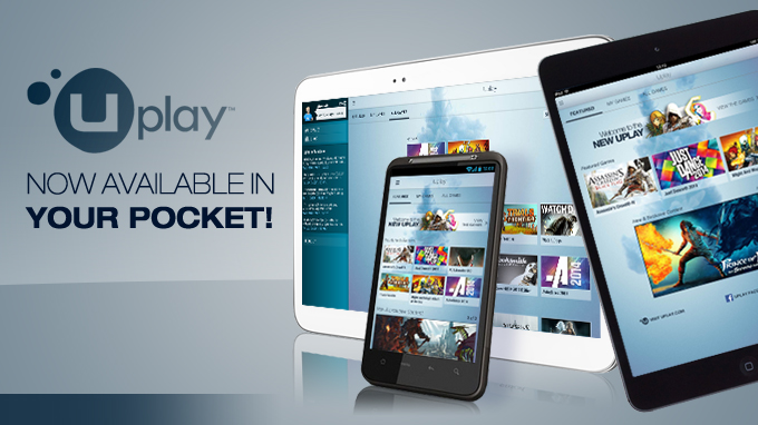Enjoy the new Uplay Companion App on iOS & Android!