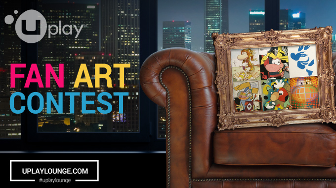 Ready your styli: The Uplay Fan Art contest is open!