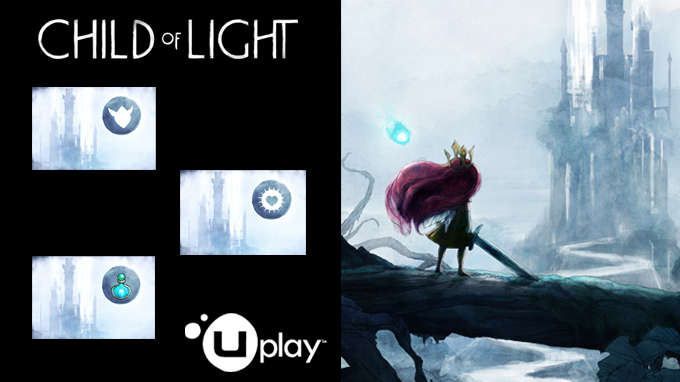 Child of Light : découvrez les Actions et Récompenses Uplay !