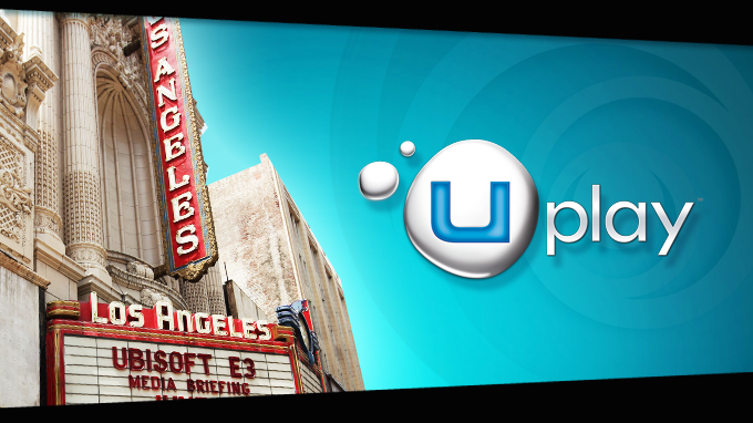 It's the start of an amazing E3 with Uplay!