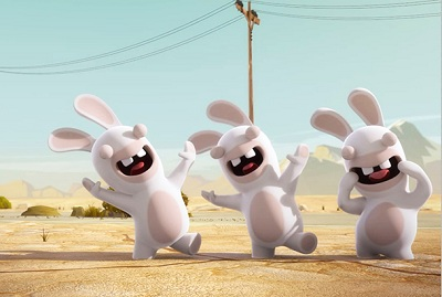 Rabbids Invasion Discover The Uplay Actions Rewards