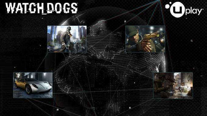Watch_Dogs: Discover the Uplay Actions& Rewards