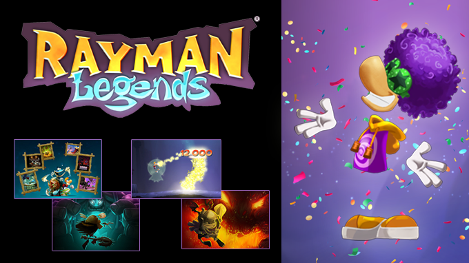 Rayman Legends on Next Gen: Discover the Uplay Actions & Rewards!