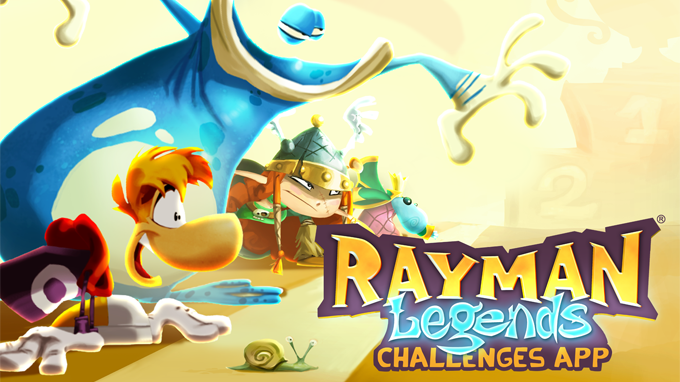 Rayman Legends Online Challenges App is now available on the Nintendo eShop