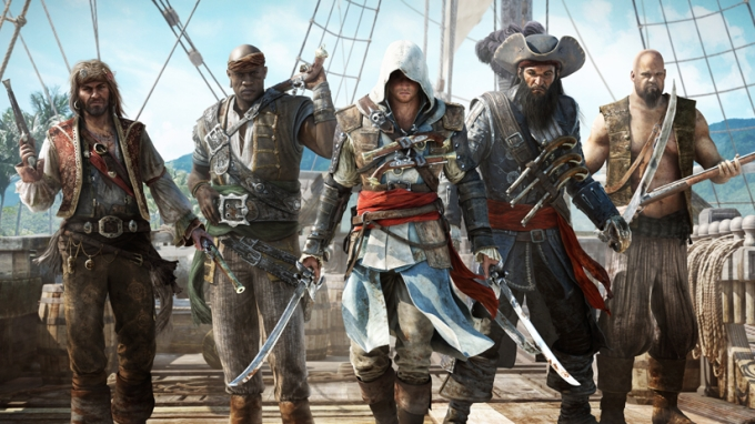 A day at the lounge: Assassin's Creed 4 Black Flag