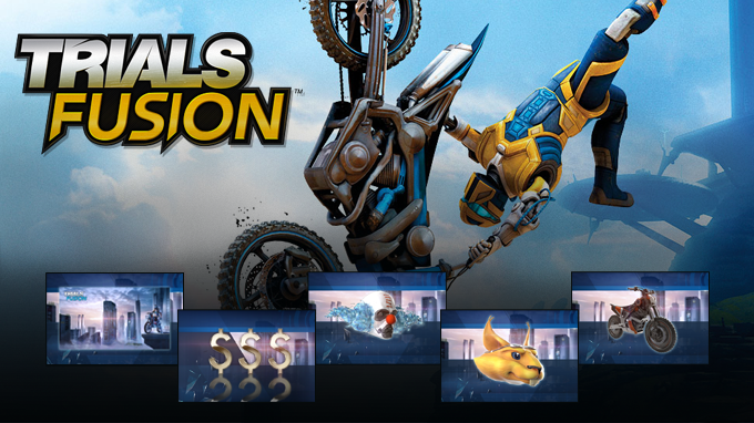 Trials Fusion: Discover the Uplay Actions and Rewards!