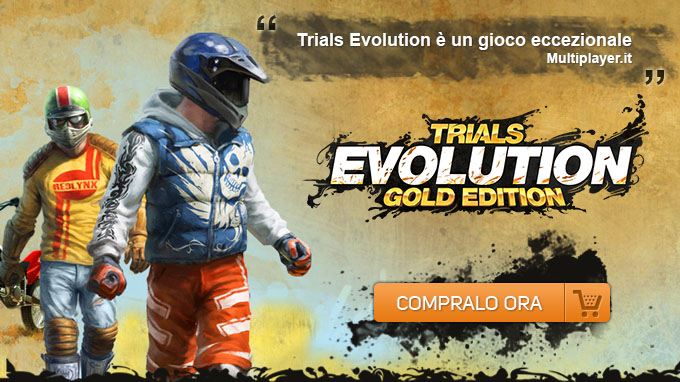 Trials evolution gold