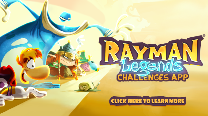 Rayman Legends