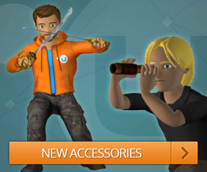 New Avatar Items - Early March 2014