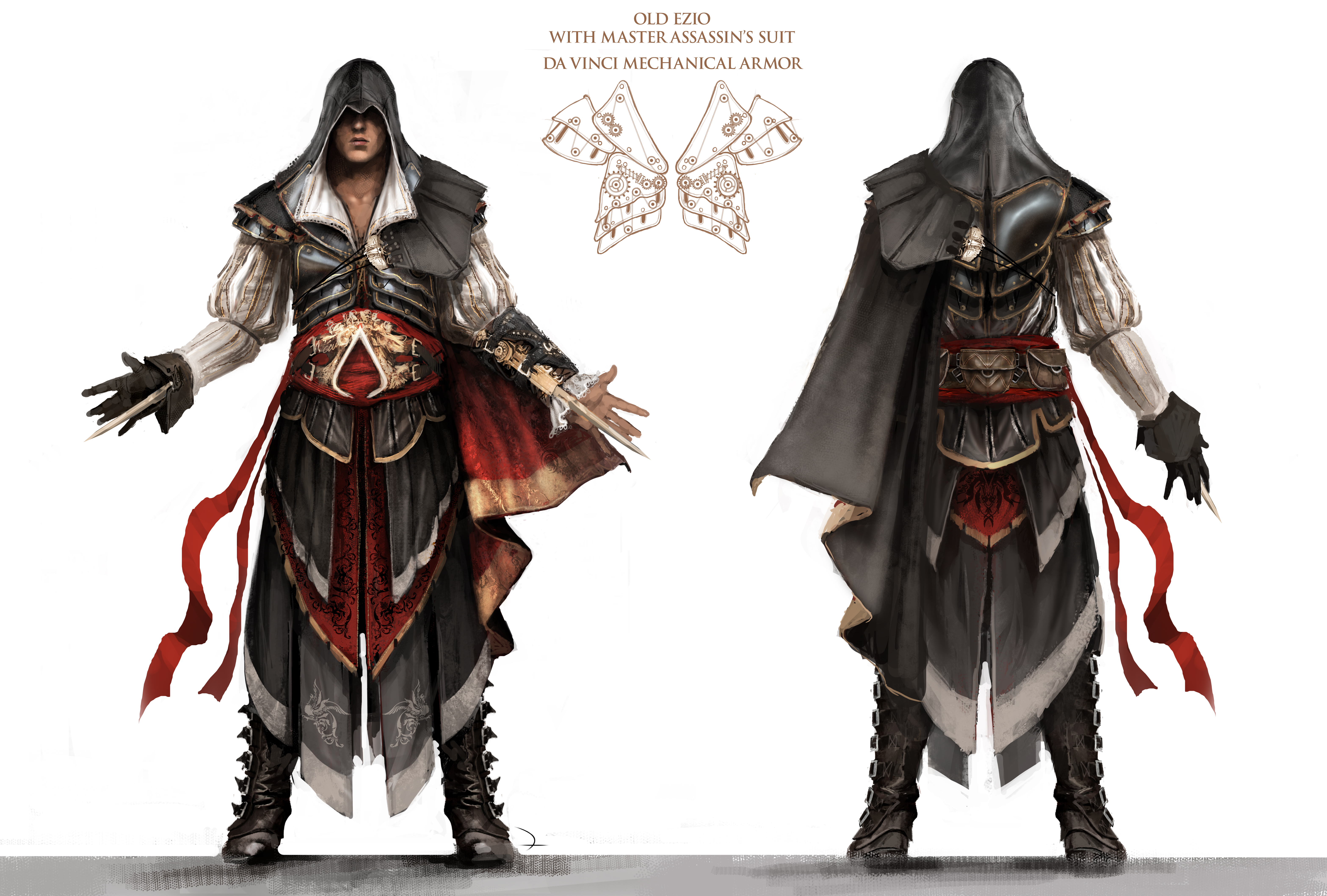Assassins Creed Armor/Robes  Steam Users Forums