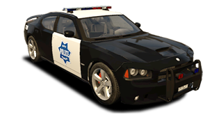 Dodge Charger SRT8 (Cop)
