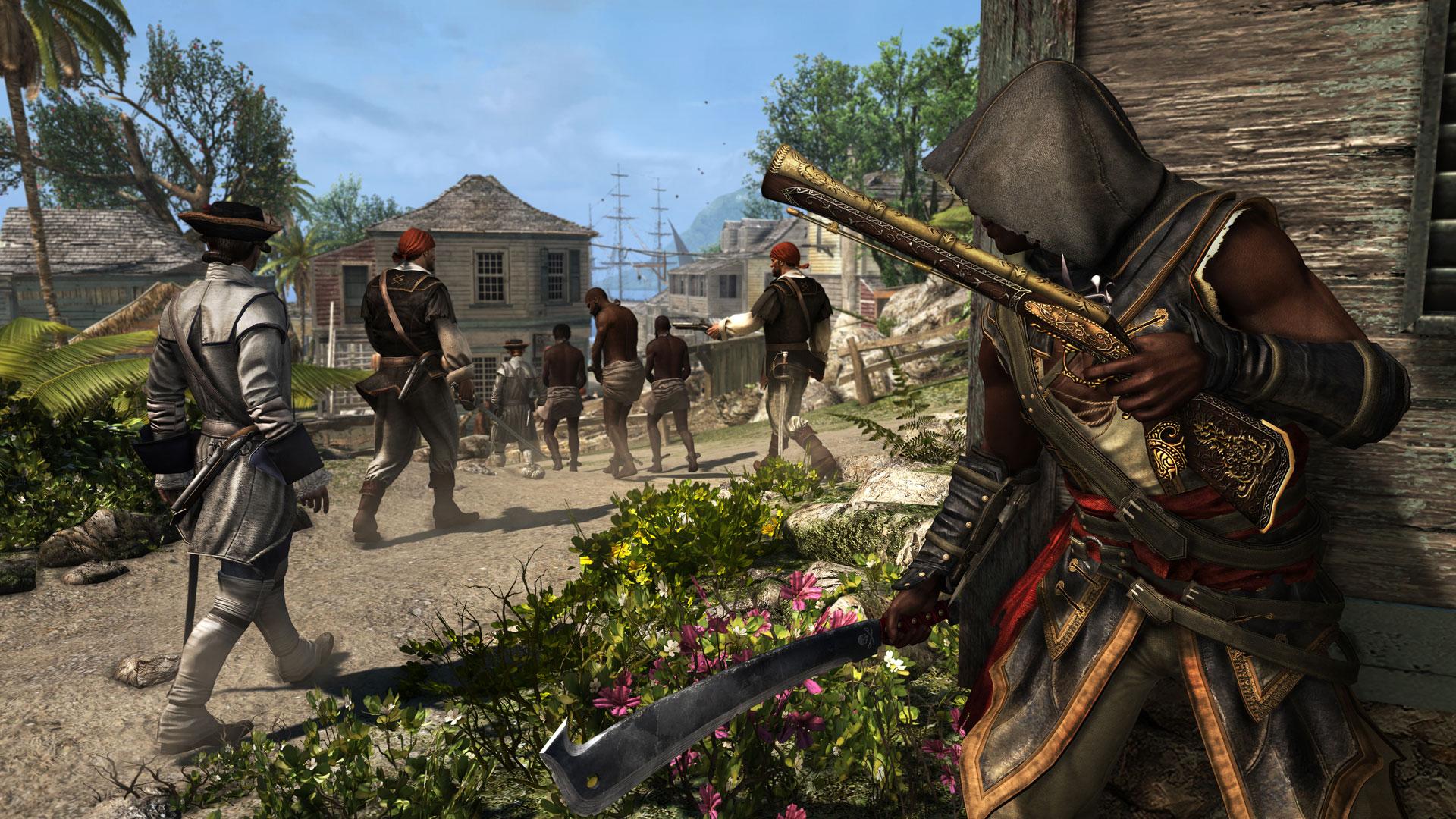 Assassins Creed IV Black Flag [PC][Repack][6.68 GB