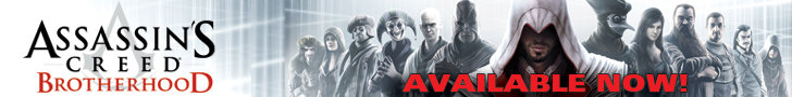 AC: Brotherhood Available Now!