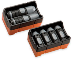 Call of Duty laser games . . .  Ammo-boxes