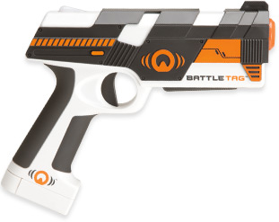 Call of Duty laser games . . .  T-blaster