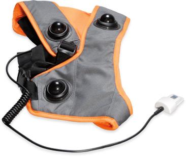 Call of Duty laser games . . .  Vest