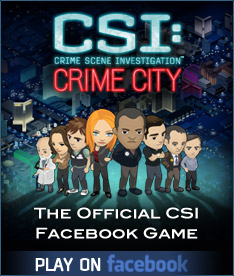 CSI Crime City - Play On facebook