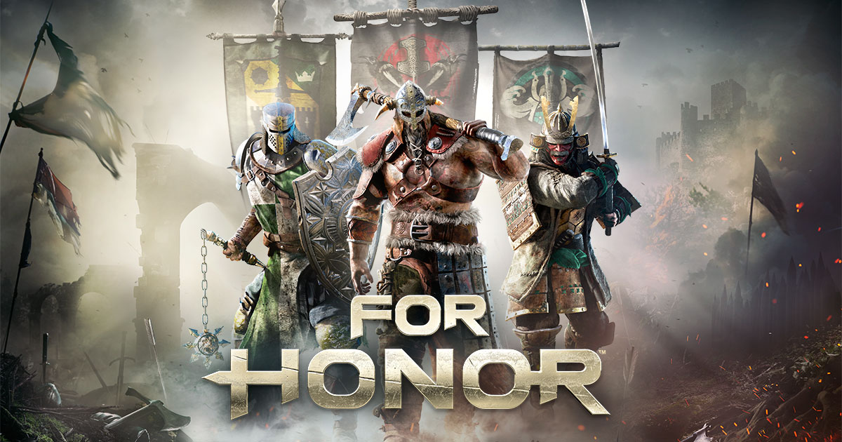 For Honor PC sistem gereksinimleri belli oldu