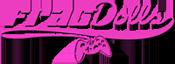 Frag Dolls logo