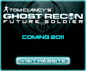 Tom Clancy's Ghost Recon Future Soldier - Coming 2011