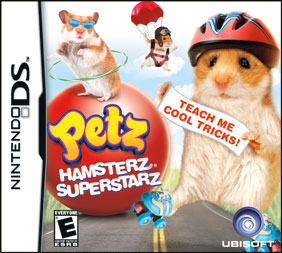 Petz Hamsterz Superstarz