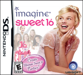 Imagine : Sweet 16 [EUR] [NDS]