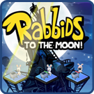 Rabbids to the Moon
