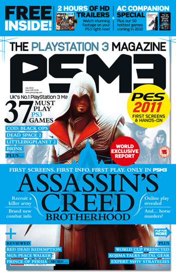 Want to know more about Assassin's Creed Brotherhood?