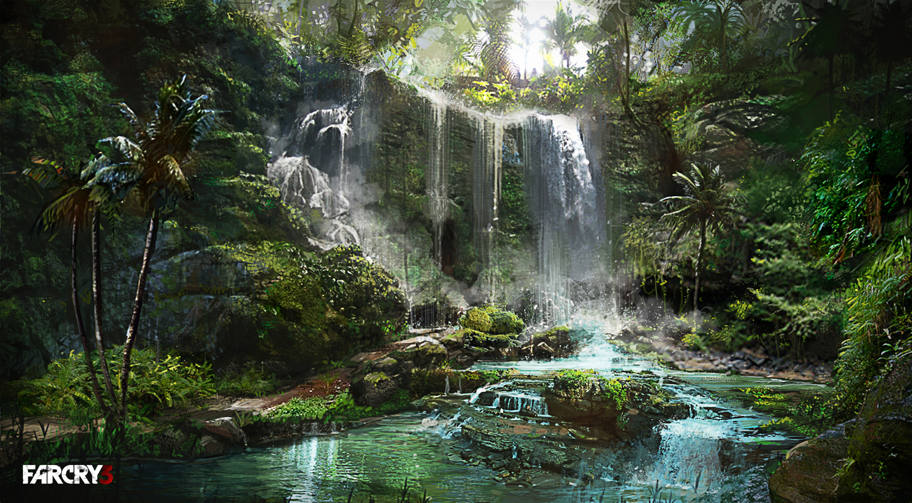 High resolution concept art now released forums for Waterfall environment