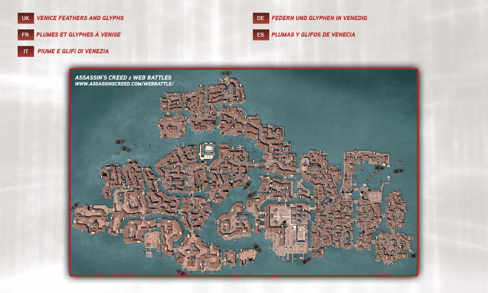 Assassin\'s Creed 2 Feathers Map Assassin's Creed 2 Feathers Map | compressportnederland Assassin\'s Creed 2 Feathers Map
